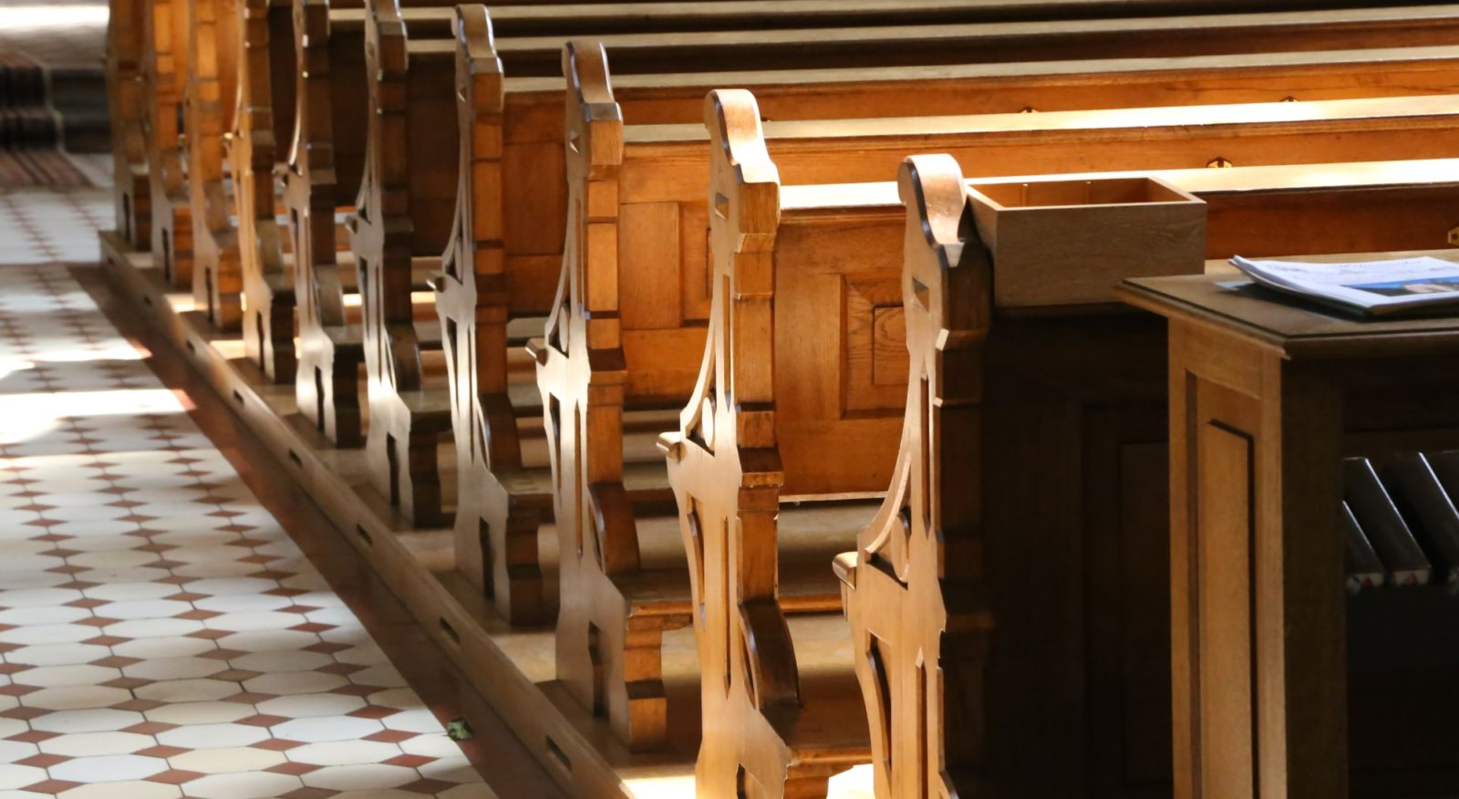 Church Pews Cropped