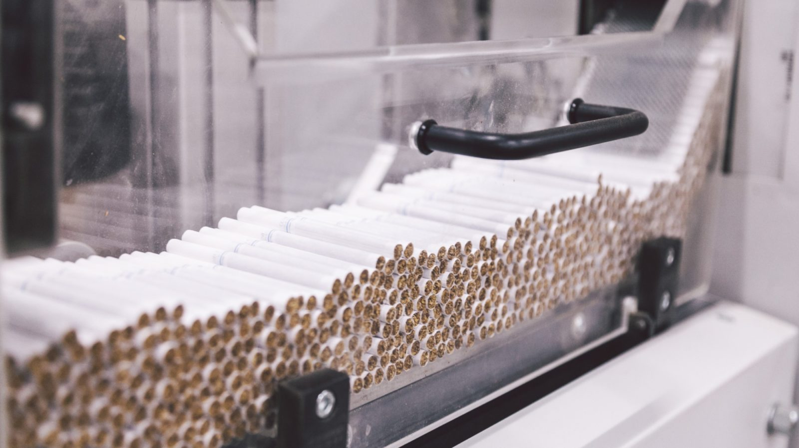 Cigarette Processing Line Cropped