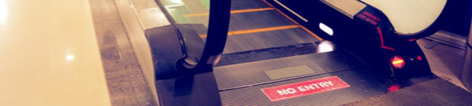 Escalator Blog