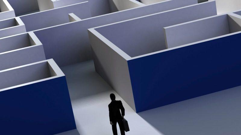 Maze Businessman 1